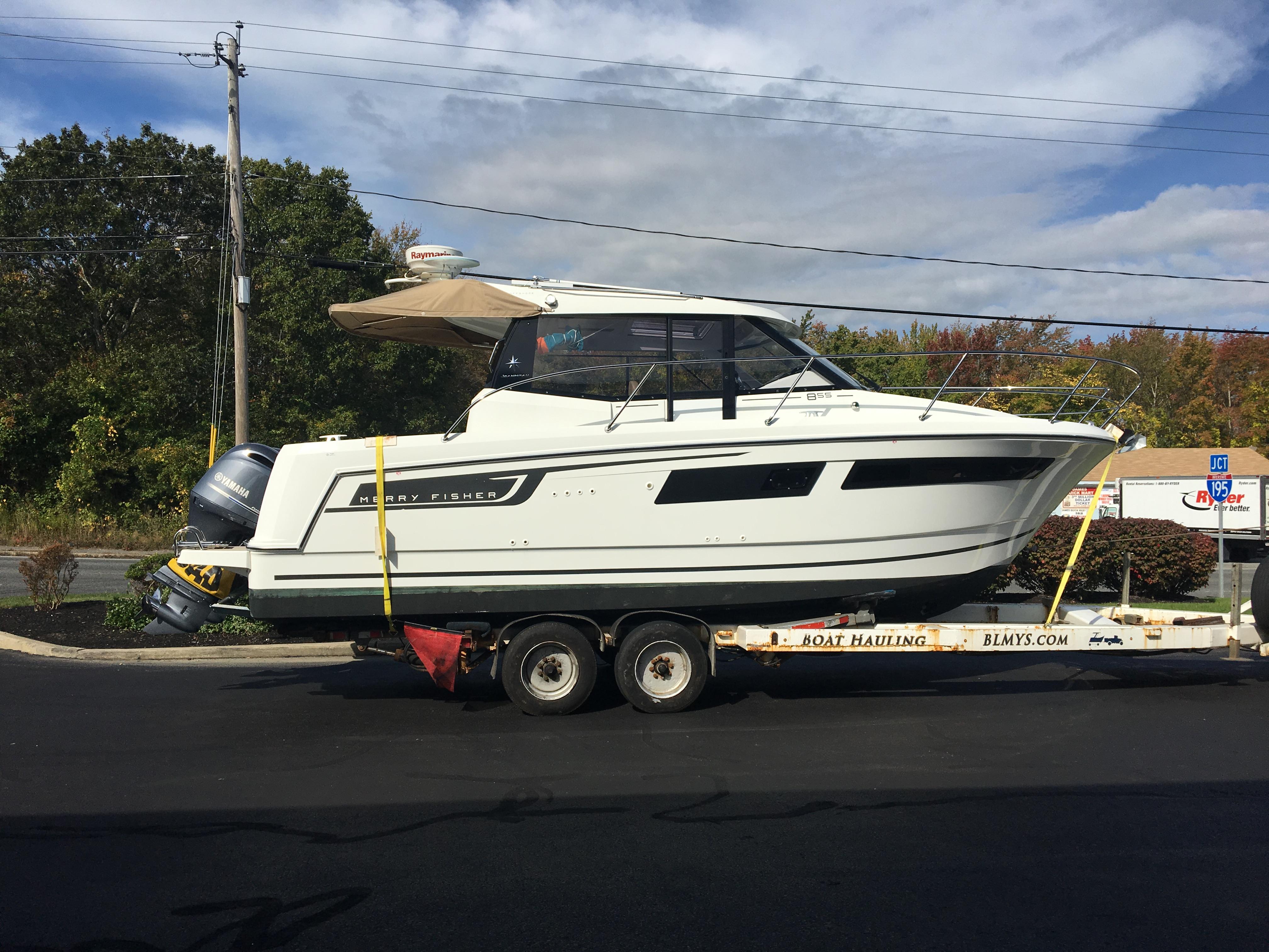 Boat Transport - BLM Yacht Sales