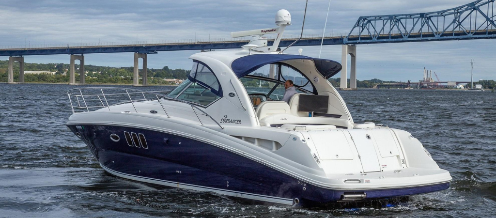 Sea Ray 38 Sundance
